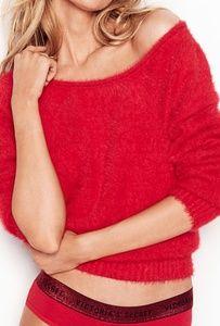 Victorias secret furry sweater
